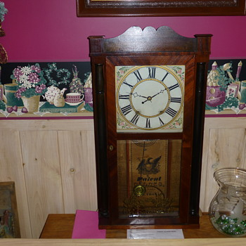 Seth Thomas clock