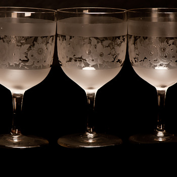 Wine Glasses - Glassware