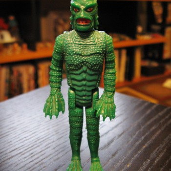 Vintage Remco Universal Monsters - Toys