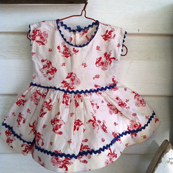 Sweet Doll Dress - Dolls