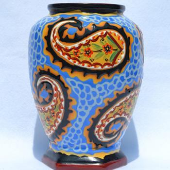 Ditmar Urbach vase - Pottery