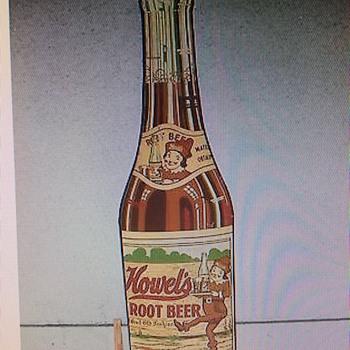 Howels root beer