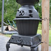 Sears Roebuck  Coal/Wood STOVE