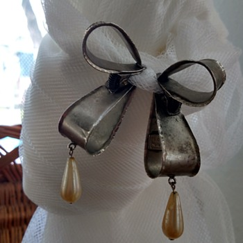 Rare and unusual vintage U. Correani Earrings