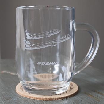 Boeing Promo Mug - Advertising