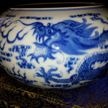 Likely 19th Century Qing Guangxu Porcelain Bowl