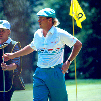 Payne Stewart 1988 US Open golf tournament i took - Outdoor Sports
