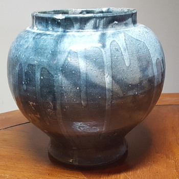 North State Pottery Large Vase - Pottery