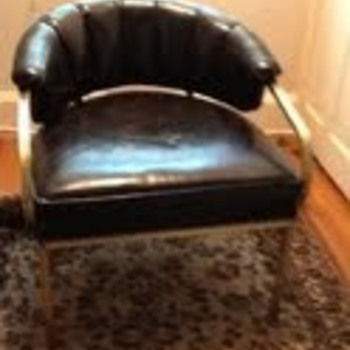 Art Deco Arm Chair - Furniture