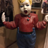 Big boy Statue?