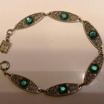 Carcassonne Bracelet - Costume Jewelry