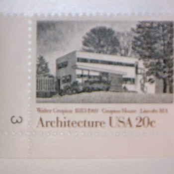 "Bizarre Number ""3"" Plate Block? - Stamps"