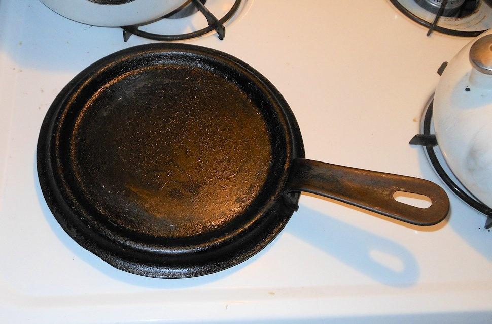 Wood Stove Griddle ~ Antique pancake griddle for wood burning stove