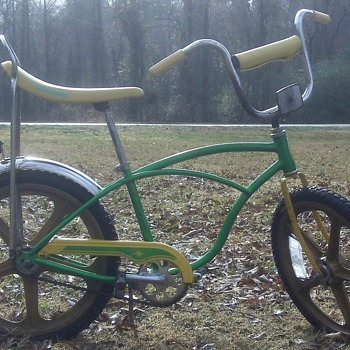1980 Chicago Schwinn Stingray II  - Outdoor Sports