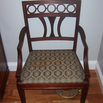 Help- Who made this chair? - Furniture