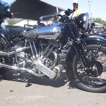 Brough Superior - Motorcycles