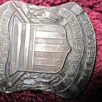 A Great War medal