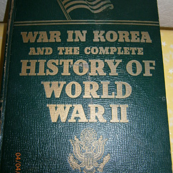 History of World War II - Books