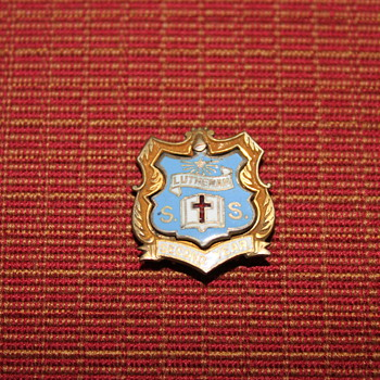 Lutheran Lapel Pin - Medals Pins and Badges
