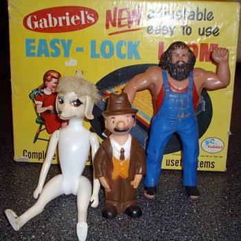 Goofy toys. - Dolls