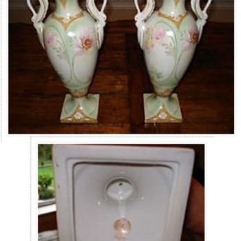 Fake vases like the Limoges vase posted earlier - China and Dinnerware