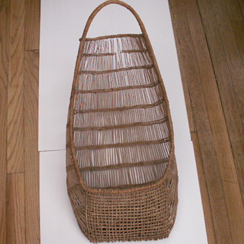 Papoose Basket - Native American