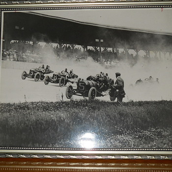 First Indy 500 1911