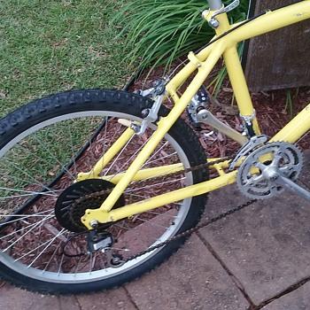 1985 Cannondale SM600