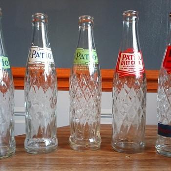 Patio Bottles - Bottles