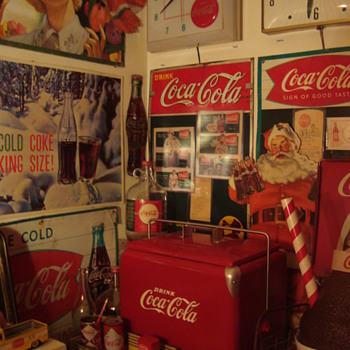 Coca-cola Collection, Veiw #2 - Coca-Cola