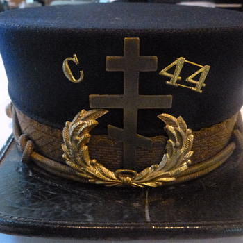 Old Military or Band Hat??? - Hats