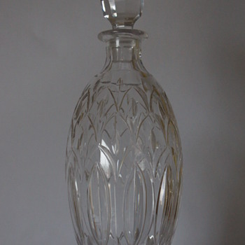 Stuart Crystal Decanter - Bottles