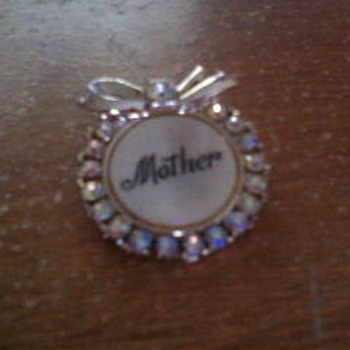 My Mothers pin
