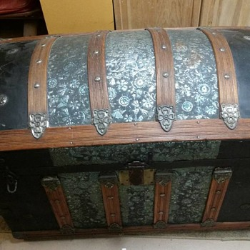 First Trunk Purchase - Furniture