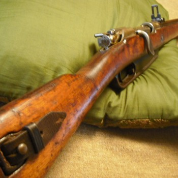 German Model 1888 Carbine
