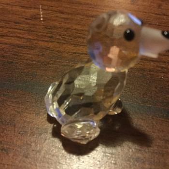 My little crystal friend