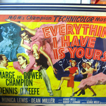 Old Movie Posters - Movies