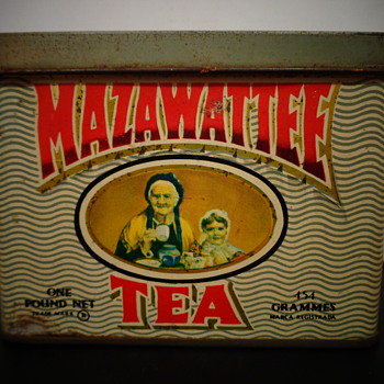 Mazawattee Tea  - Advertising