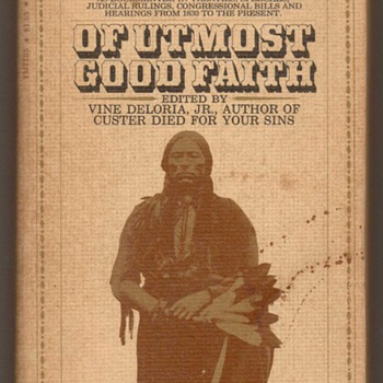 1971 - Of Utmost Good Faith - Books