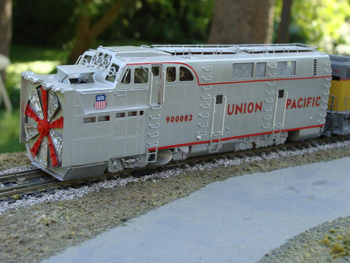 n scale model trains in N Scale Model Railroads and Trains