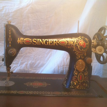 Singer Sewing Machine G9244854 - Sewing