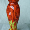 Franz Welz Stripes & Spots dimple Vase