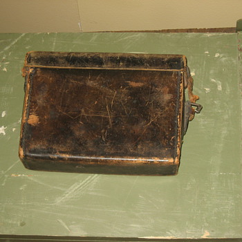 German WWII Pouches/Cases