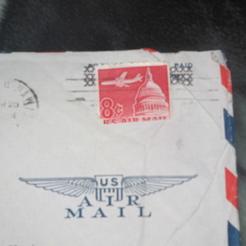 US COVERS - Stamps