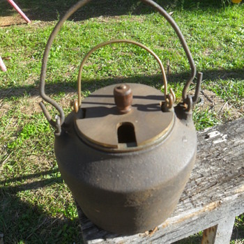 Kenrick & Son Cast Iron Glue Pot