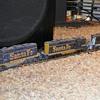 HO Athearn Freight Train
