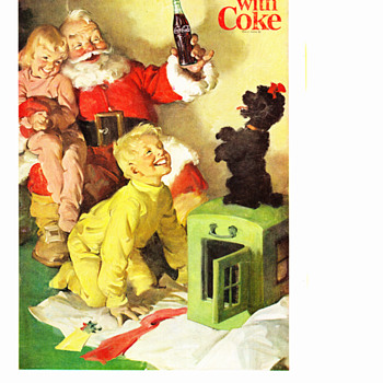Coca-Cola Advertisements