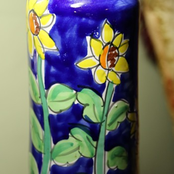 Large 'La Musa' Vase from Italy - Art Pottery
