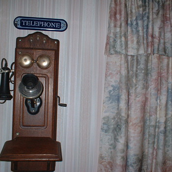 Wall Telephone - Telephones