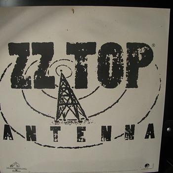 ZZ Topp Album Posters